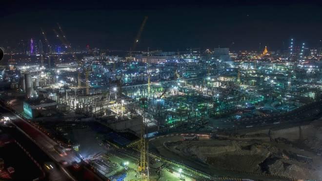 Bienvenido a Doha – Timelapse