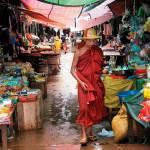 Burma - Mount-Popa - Bagan