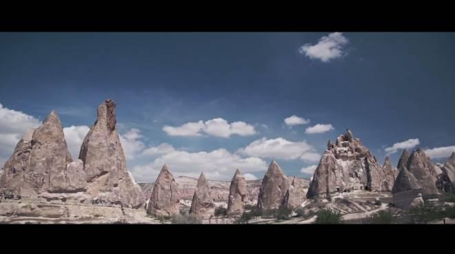 En Turquía. ¡Un vídeo que te transportará al lugar!