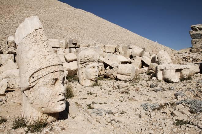 Monte Nemrut – El hogar de los dioses decapitados