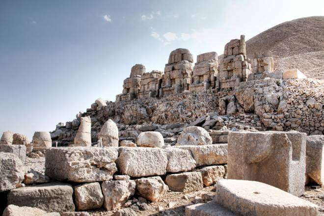 Mount Nemrut East Terrace