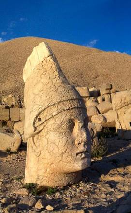 Mt Nemrut's Apollo