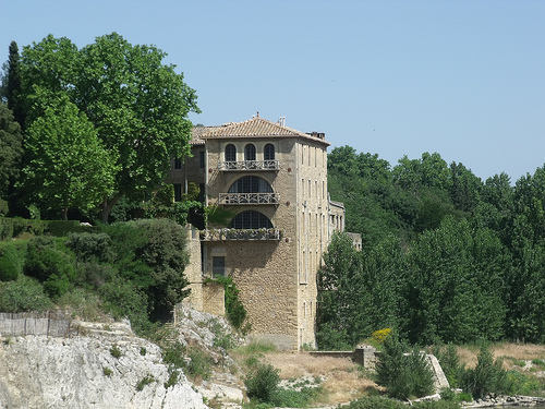 Pont du Gard - Tower