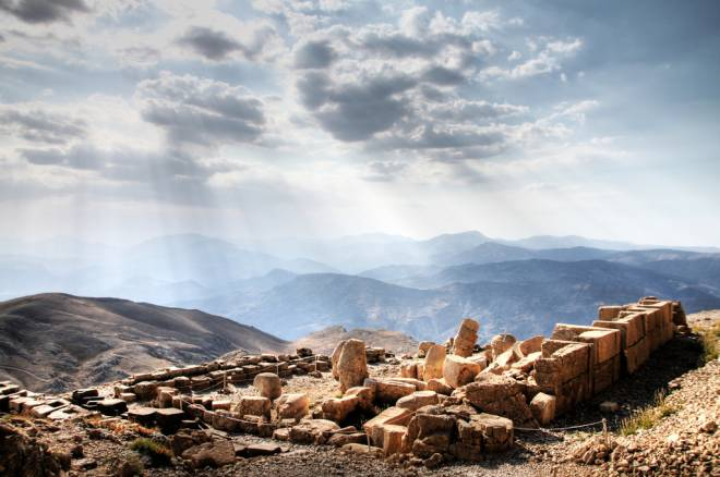 Mount Nemrut West Terrace