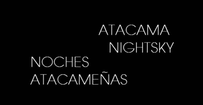 Atacama nightsky – ¡Disfruta del cielo nocturno del desierto de Atacama!
