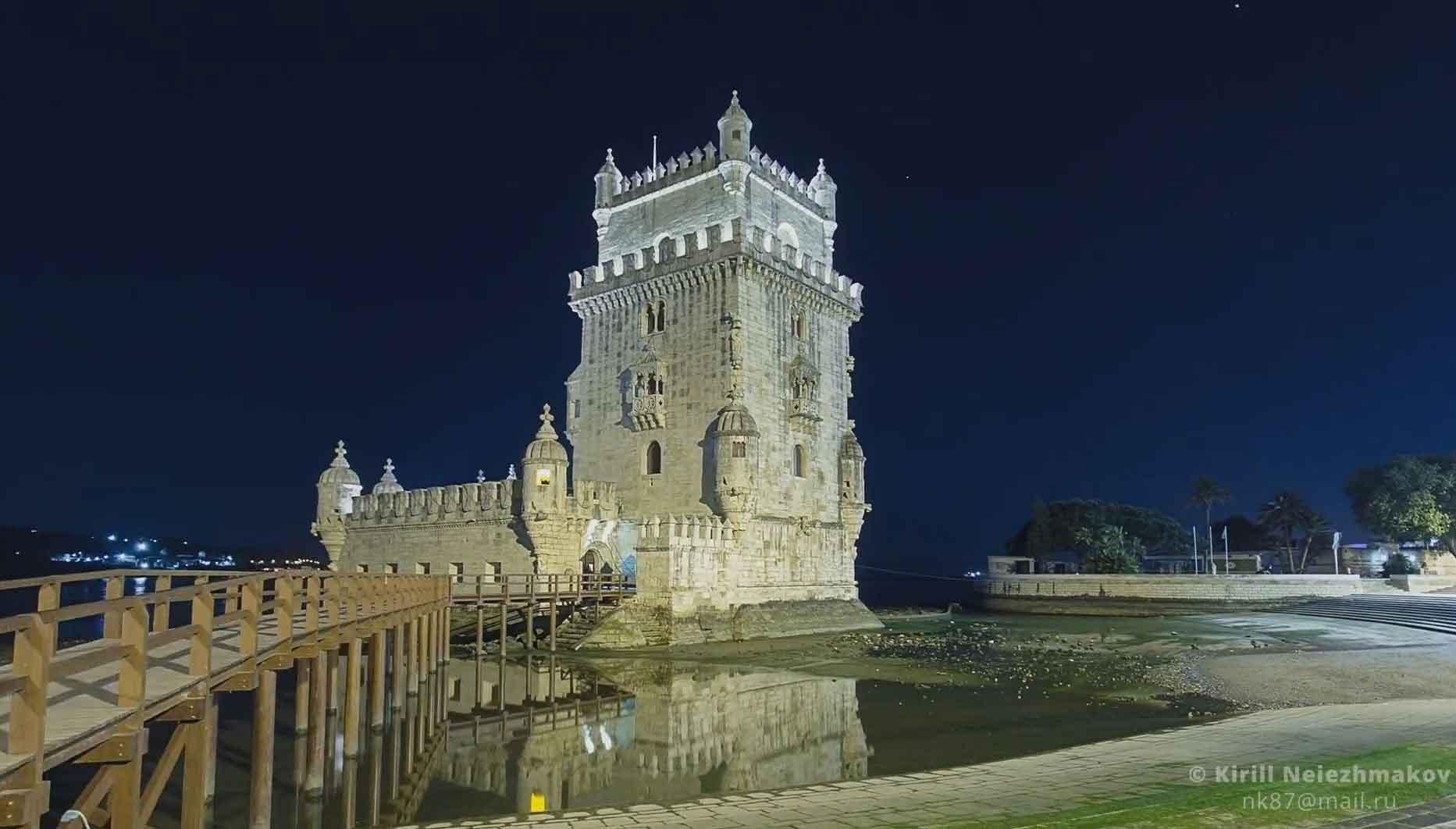 Portugal en time lapse por Kirill Neiezhmakov