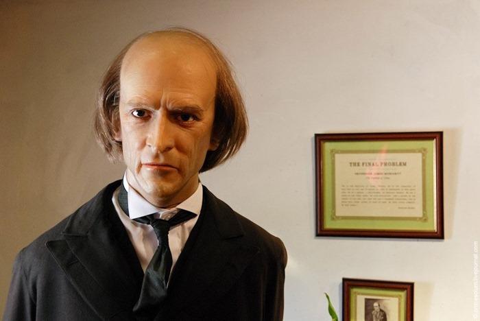 El profesor Moriarty