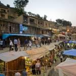 Vista de las calles de Masuleh