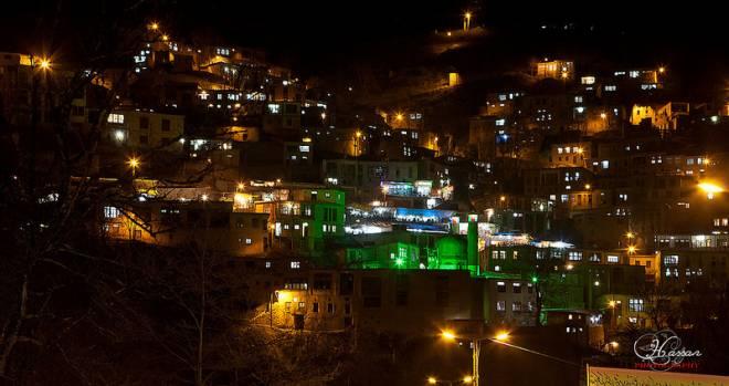 Masuleh el pueblo iraní con sorprendentes tejados