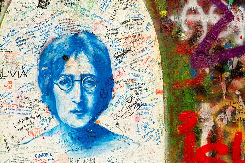 Muro de Lennon