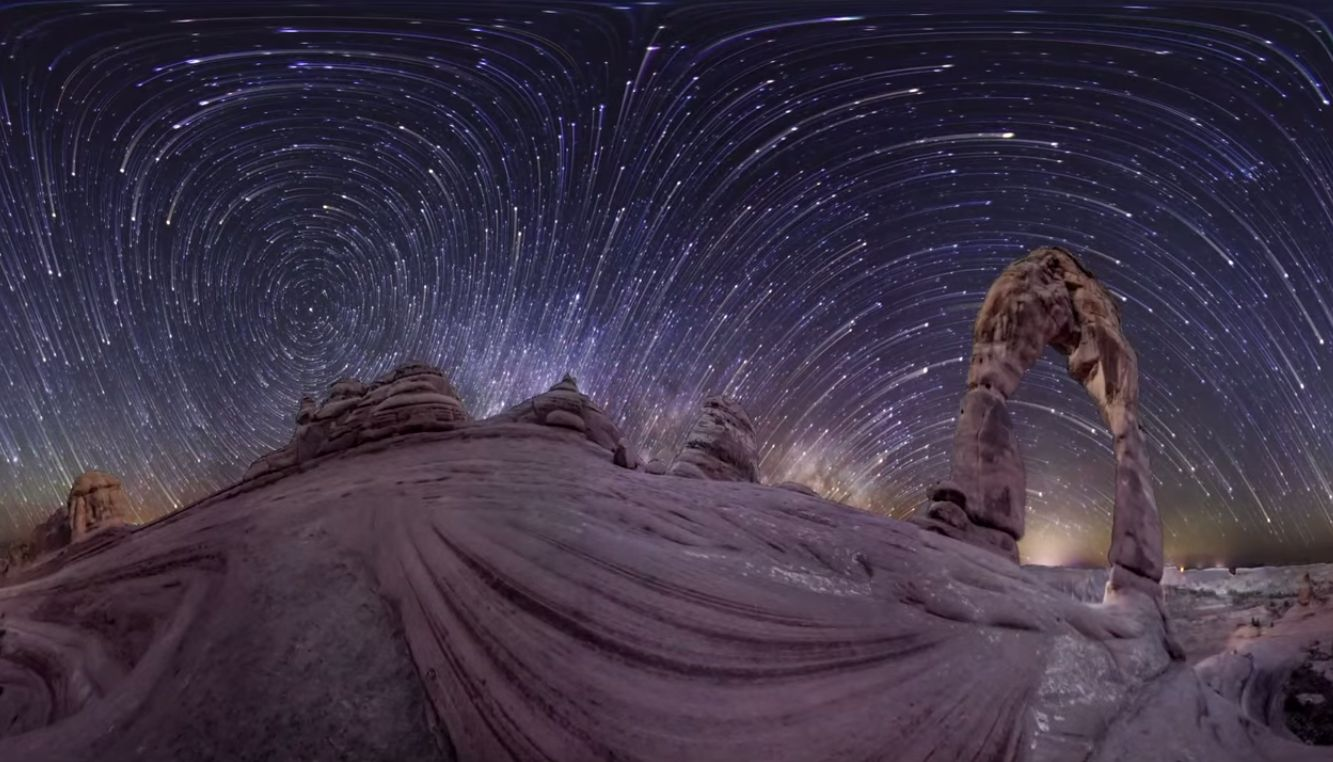Panorámicas planetarias por Vincent Brady