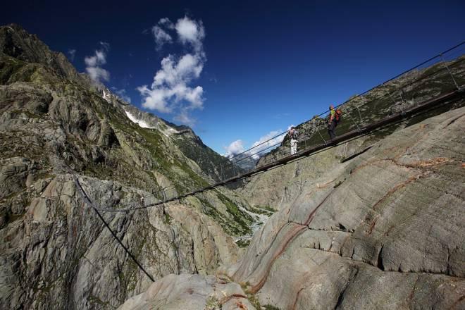 Trift un puente Suizo que te quitará el hipo