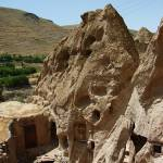 Warm People Living in Beautiful Rock Houses-Kandovan Village