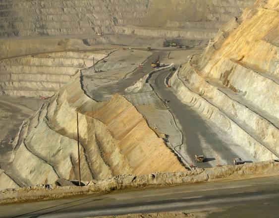 La Mina del cañón de Bingham