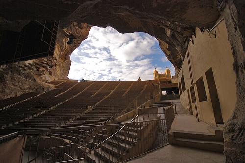 Monasterio de San Simón: La Cueva Iglesia de los Zabbaleen en El Cairo