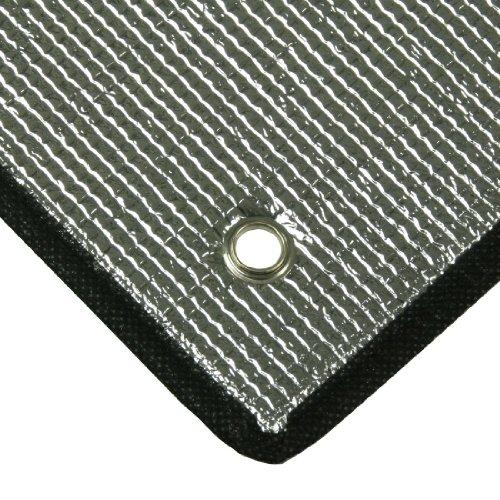 10T Isoma 120 - Esterilla aislante para 2 personas (200 x 120 x 0,7 cm), color plateado 1