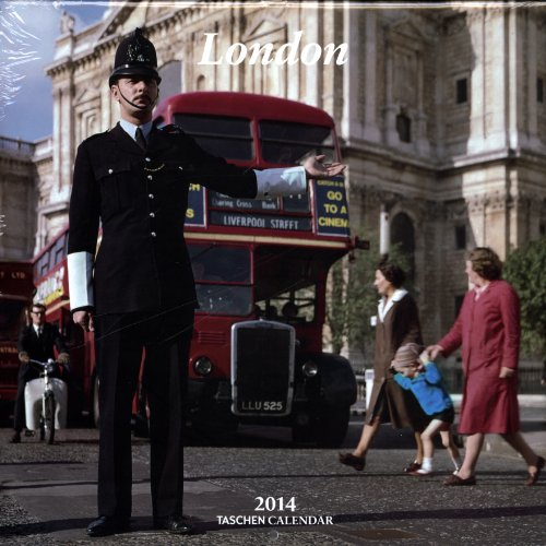 14 London (Taschen Wall Calendars) 4