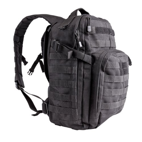5.11 Tactical Rush 12 Backpack, Black 1