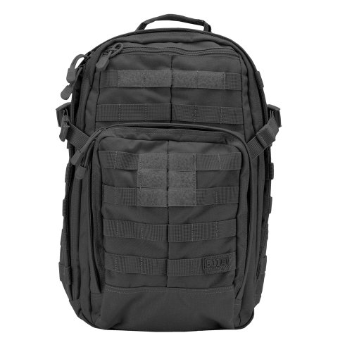 5.11 Tactical Rush 12 Backpack, Black 7