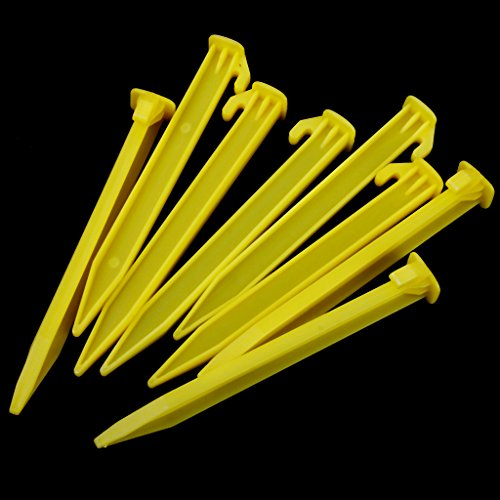 5pcs Endurable Camping Awning Tent Stakes Pegs Pins 1