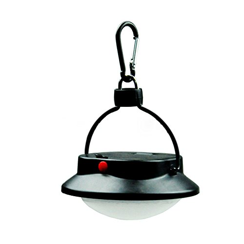 Lixada 60 LED Lámpara Colgante de Acampa Campamento Tienda o de Emergencia con Pantalla Círculo Carpa Luz blanca 15