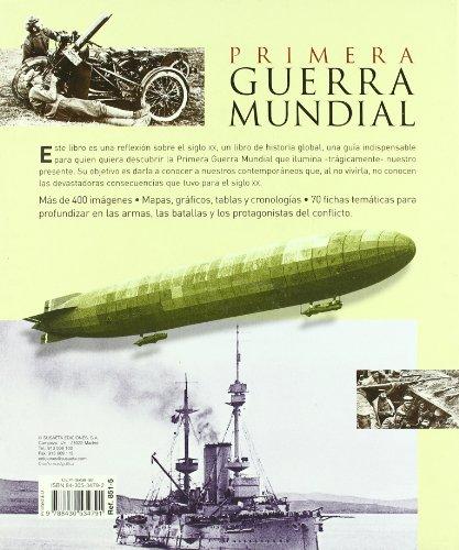 Atlas Ilustrado de la Primera Guerra Mundial (Spanish Edition) 1