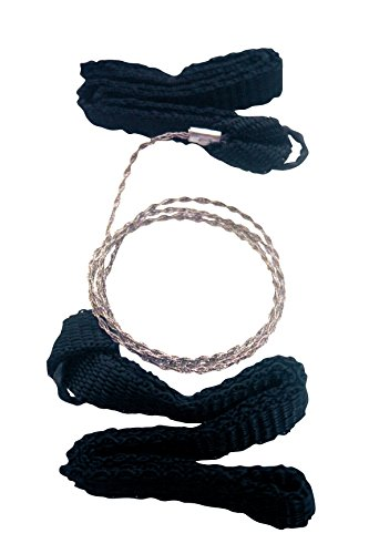 BCB Adventure Commando Wire Saw with Webbing Loops 10