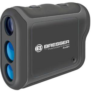 BRESSER 4025810 – Telémetro (4 x 21), negro