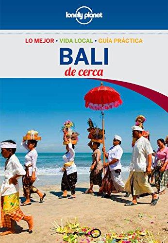 Lonely Planet Bali de Cerca (Travel Guide) (Spanish