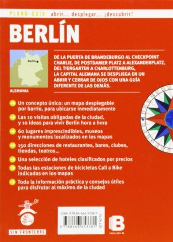 Berlin. Plano guia 2014 (Spanish Edition) 1