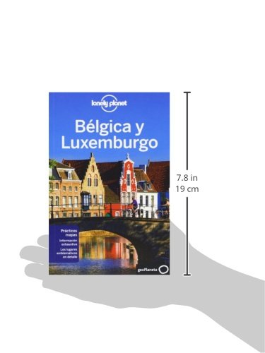 Lonely Planet Belgica y Luxemburgo (Travel Guide) (Spanish Edition) 2