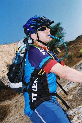 Blue Desert Smart - Mochila de ciclismo, color azul 1