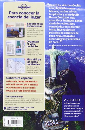 Brasil 5 (Lonely Planet-Guías de país) 1