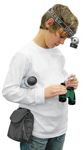 Bresser Junior - Kit de explorador con prismático 1