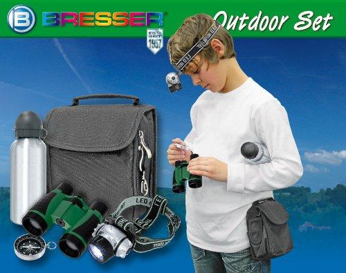 Bresser Junior - Kit de explorador con prismático 2