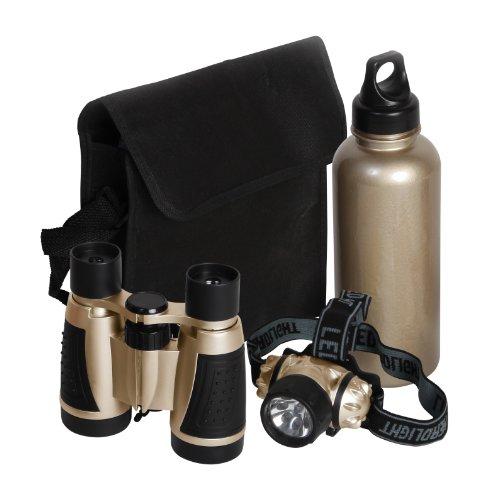 Bresser Junior - Kit de explorador con prismático 5