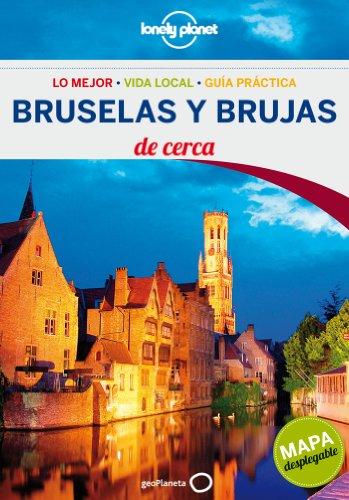 Lonely Planet Bruja y Bruselas de Cerca (Travel Guide) (Spanish Edition) 1