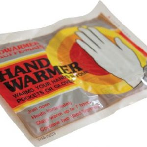 Bushcraft BCB Hand Warmers - White, Pack of 2 4