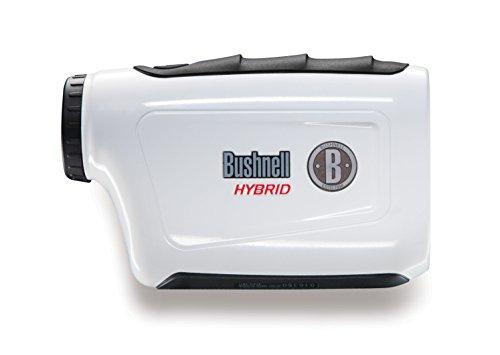 Bushnell Hybrid Laser GPS - Medidor laser y GPS, blanco 3