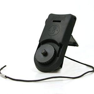 Bushnell Laser Rangefinder Magnetic System – Sistema sujeción, color negro