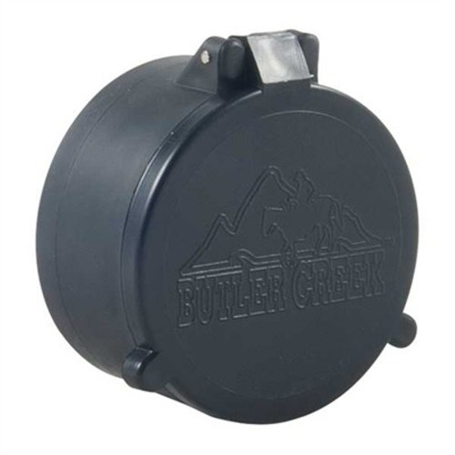 Butler Creek Flip-Open Objective Scope Cover, Size 39 (2.22-Inch, 56.4mm)