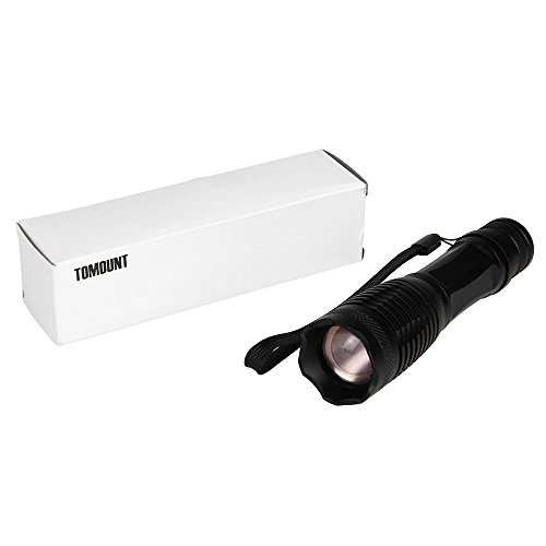 CREE XM-L T6 Linterna LED 1800 LM Luces Camping Ciclismo Zoom 2