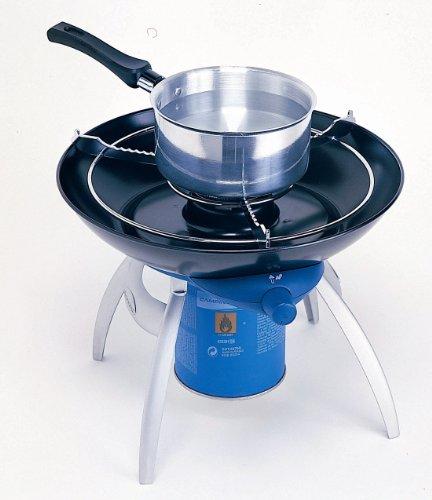 Campingaz Party - Barbacoa (Negro, Azul, alrededor, Kettle, 2.3 kg) 3
