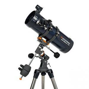Celestron Astro Master 114eq - Telescopio, plateado 11