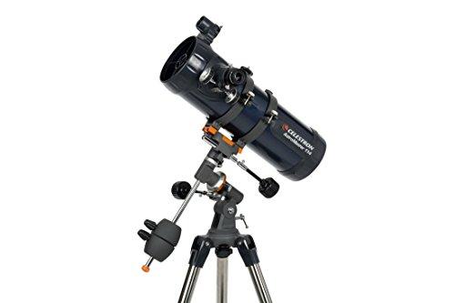 Celestron Astro Master 114eq - Telescopio, plateado 1