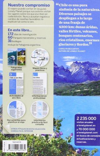 Chile Y La Isla De Pascua 5 (Guias Viaje -Lonely Planet) 1