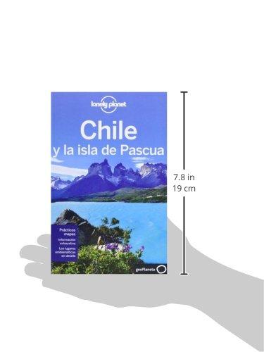 Chile Y La Isla De Pascua 5 (Guias Viaje -Lonely Planet) 2