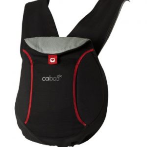 Close Parent Caboo DX – Mochila portabebé urbana y ergonómica