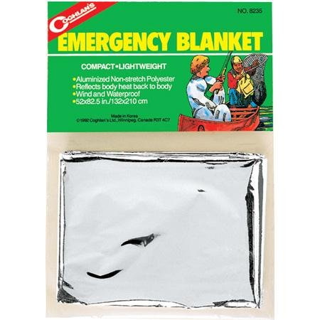 Coghlans Emergency Blanket 3