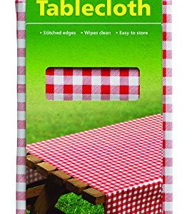 Coghlans Tablecloth – Accesorio para mochilas, color rojo